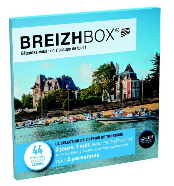 Breizhbox®, la box 100% bretonne